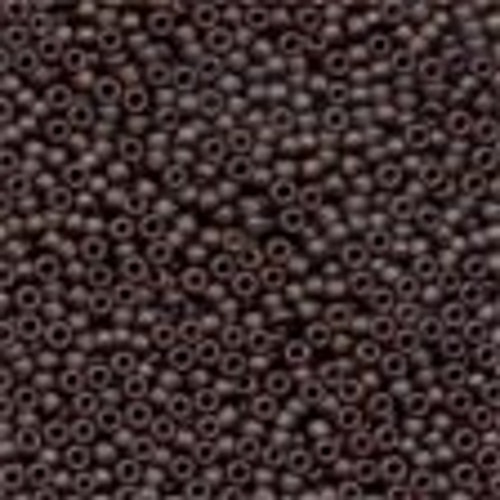 Petit Glass Beads 42038 Matte Chocolate