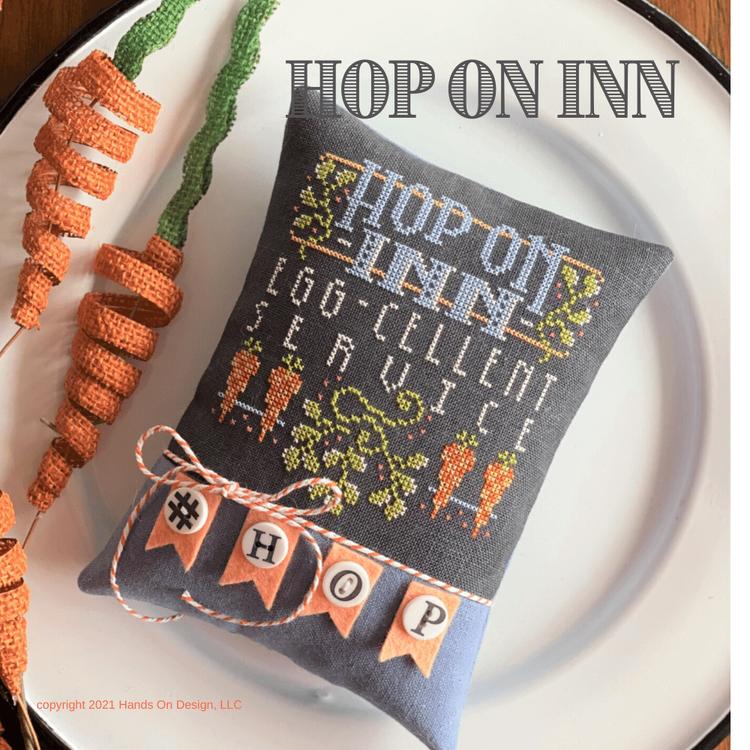 Hop On Inn - Hands On Design