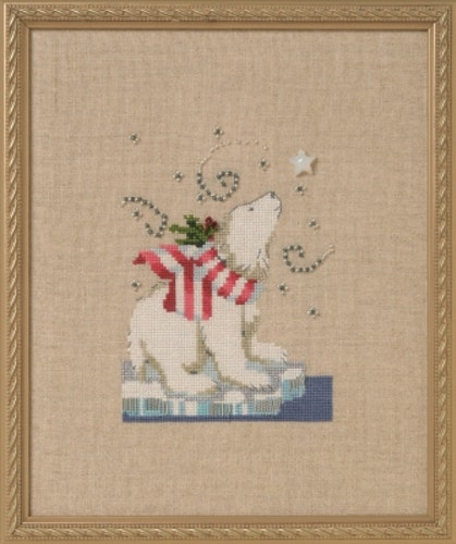 Nora Corbett Winter Bear - Holiday in the Forest