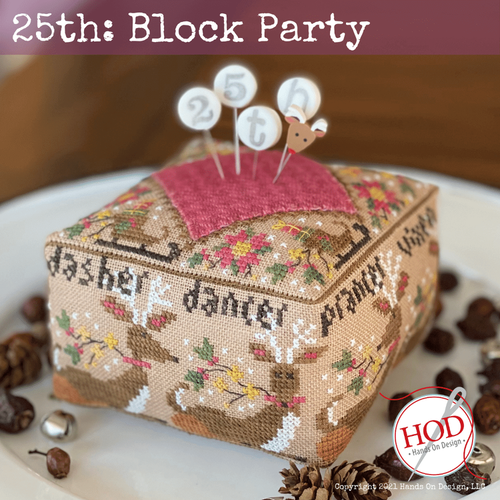 25th : Block Party