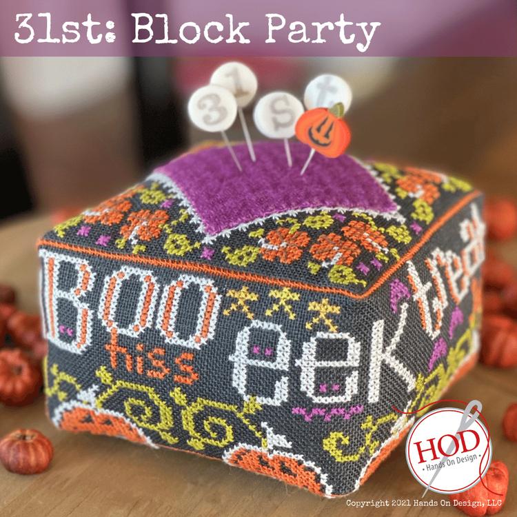 31st : Block Party