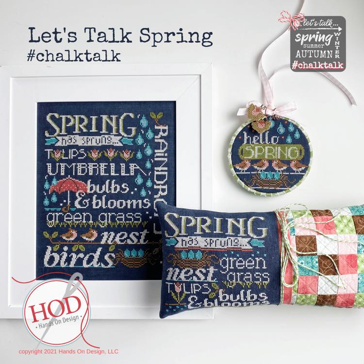 Let's Talk Spring - Hands On Design