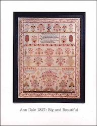 Shakespeare's Peddler - Ann Dale 1827: Big and Beautiful