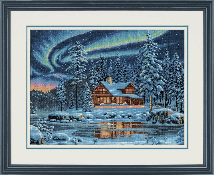 Dimensions Gold  - Aurora Cabin