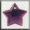 Crystal Treasures 12293  Large Flat Star Amethyst
