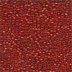 Petit Glass Beads 42013 Red Red