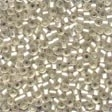 Frosted Glass Beads 62010 Ice