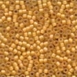Frosted Glass Beads 62044 Autumn