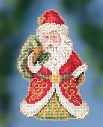 Mill Hill - Gift Bearing Santa by Jim Shore (2020)