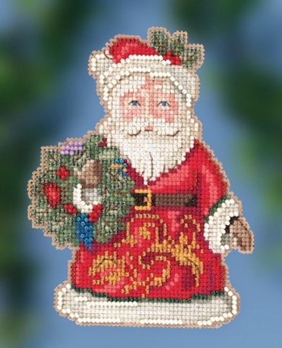 Mill Hill - Winter Wishes Santa by Jim Shore (2020)