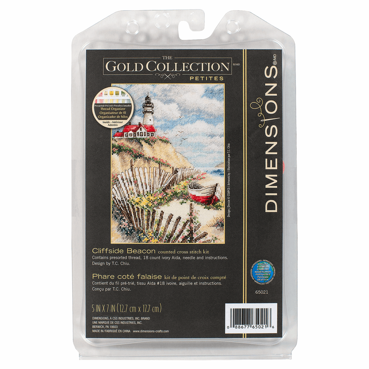 Dimensions Gold  - Cliffside Beacon