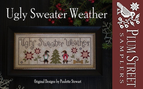 Ugly Sweater Weather - Plum Street Samplers
