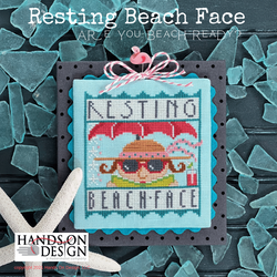 Resting Beach Face - Hands On Design