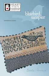 Bluebird Sampler - Heart in Hand