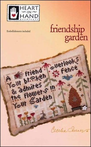 Friendship Garden - Heart in Hand
