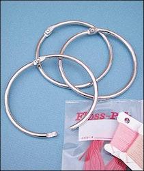 Metallring, 7,5 cm