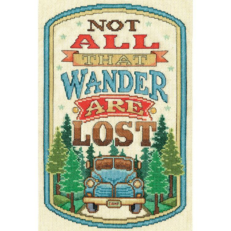 Design Works - All That Wander