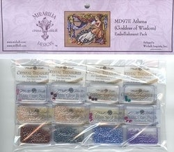 Embellishment Pack Athena - Goddess Of Wisdom