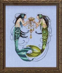Mirabilia The Twin Mermaids