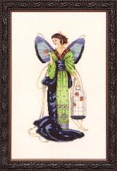 Mirabilia September Sapphire Fairy