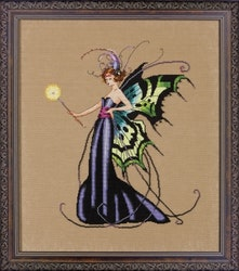 Mirabilia August Peridot Fairy