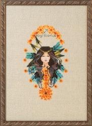 Nora Corbett Sagittarius - Zodiac Girls