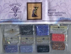 Embellishment Pack August Peridot Fairy