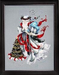 Mirabilia Winter White Santa