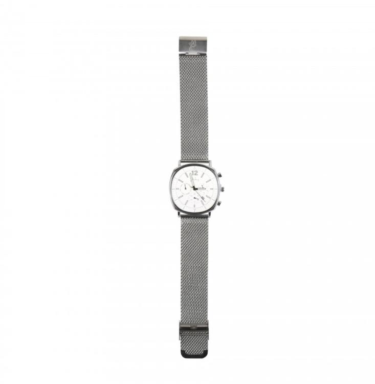 Klocka - Tick Tock - Silver