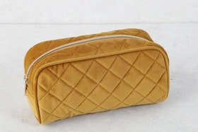 Necessär - Quilted Sammy - Golden Yellow - S