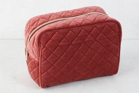 Necessär - Quilted Sammy - Rosted - L