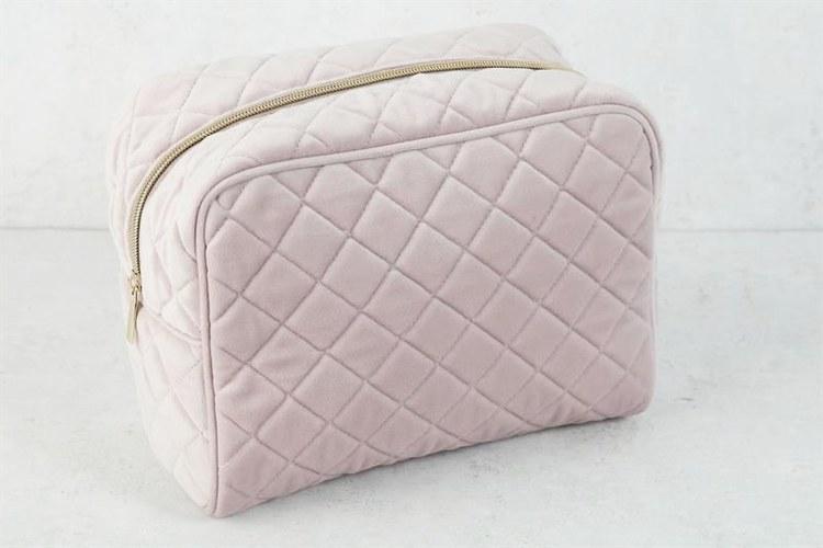 Necessär - Quilted Sammy - Pinky Sparkle - L