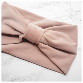 Pannband - Rosie - rosa
