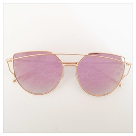Solglasögon - Bianca - gold