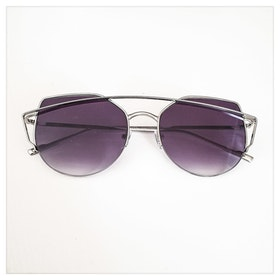 Solglasögon - Bianca - silver