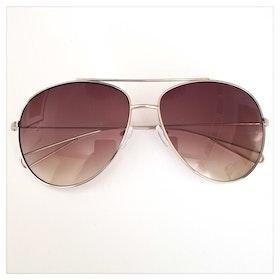 Solglasögon - Police Shade - gold