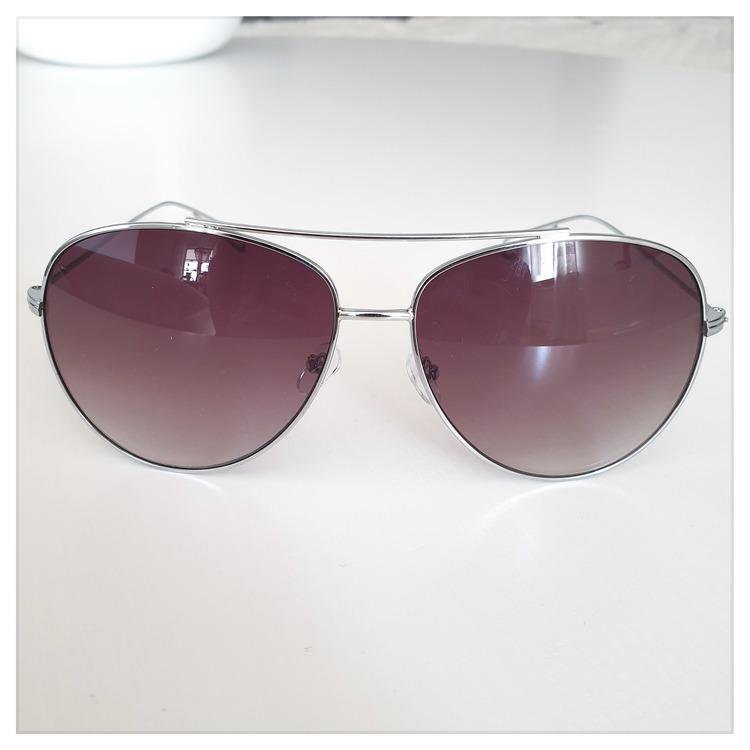 Solglasögon - Police Shades - Silver