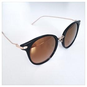 Solglasögon - Sweetheart - svart