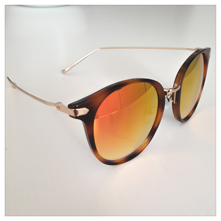 Solglasögon - Sweetheart  - orange