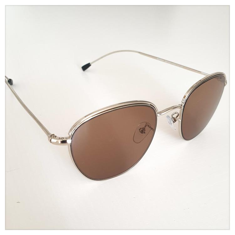 Solglasögon  - Belle - Gold