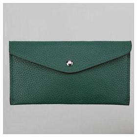 Plånbok - Envelope - deep green