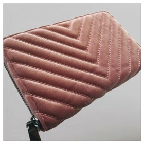 Plånbok - Velvet Rosanna - Pink