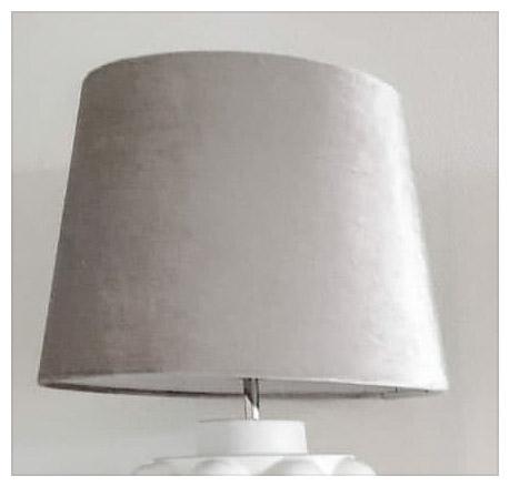 LAMPSKÄRM - SAMMY - beige