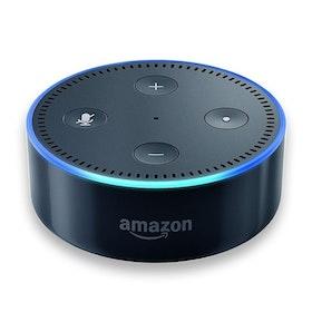 Amazon echo dot, Vit eller Svart