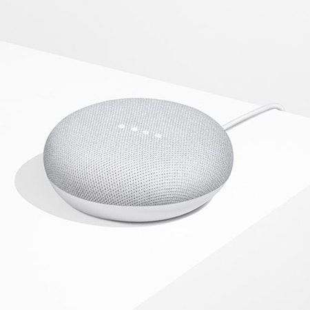 Google Home Mini, Grå eller Vit