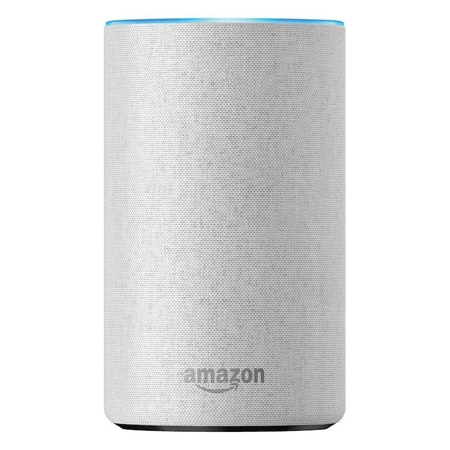 Amazon Echo Gen 2, Grå eller Svart