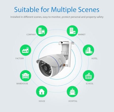 Neo Coolcam Camera Outdoor IP66 Wifi