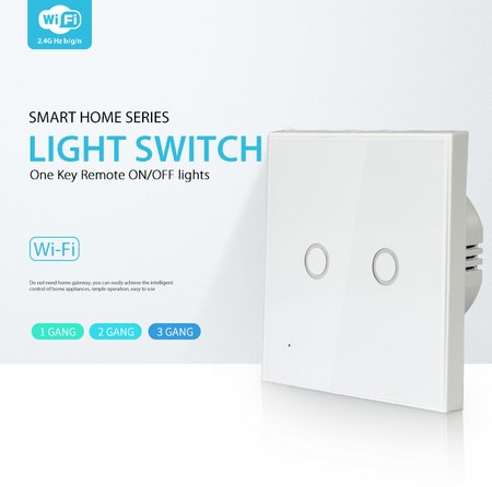 Neo Coolcam Light Switch