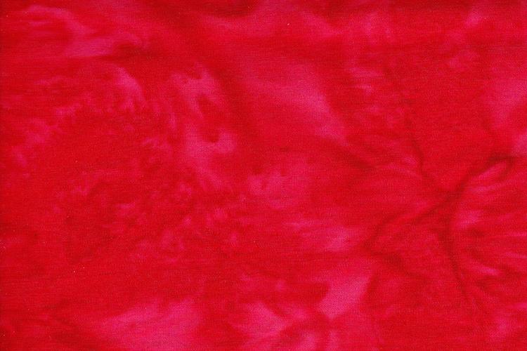 Röd melerad