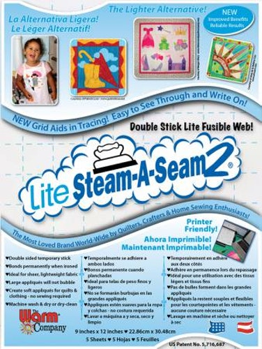 Lite Steam-a-Seam2 från the Warm Company